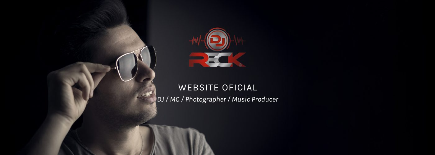 DJ Reck Website Oficial
